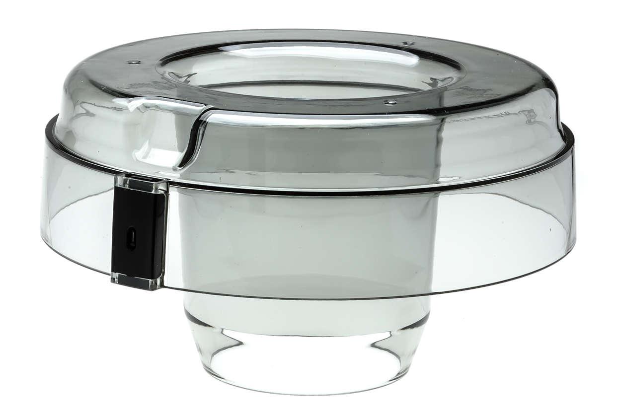 pour remplacer votre réservoir à pulpe actuel