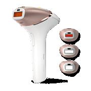 Lumea Prestige IPL hair removal device