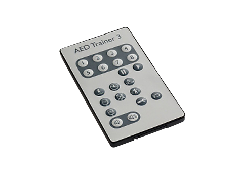 Remote Control for AED Trainer 3 Training Materials