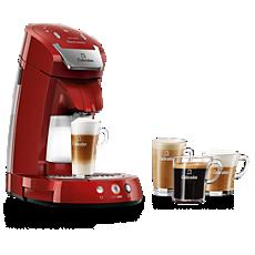 HD7854/88 Latte Select Máquina de café en bolsitas individuales