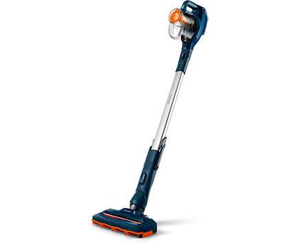 快速及強效清潔,即使難以觸及的位置亦能應付