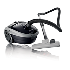FC8617/01 Expression Vacuum cleaner with bag
