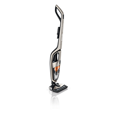 FC6168/62 PowerPro Duo 2-in-1 Upright and Hand Held Cordless Vacuum Cleaner