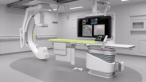 Azurion 5 C12 Image-guided therapy system