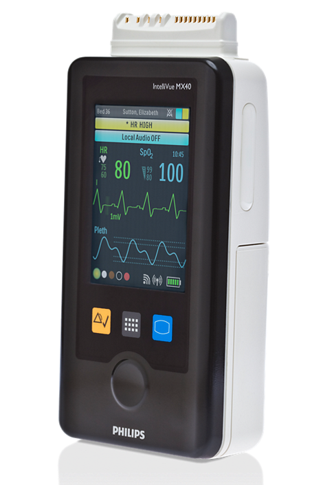 IntelliVue Wearable patient monitor