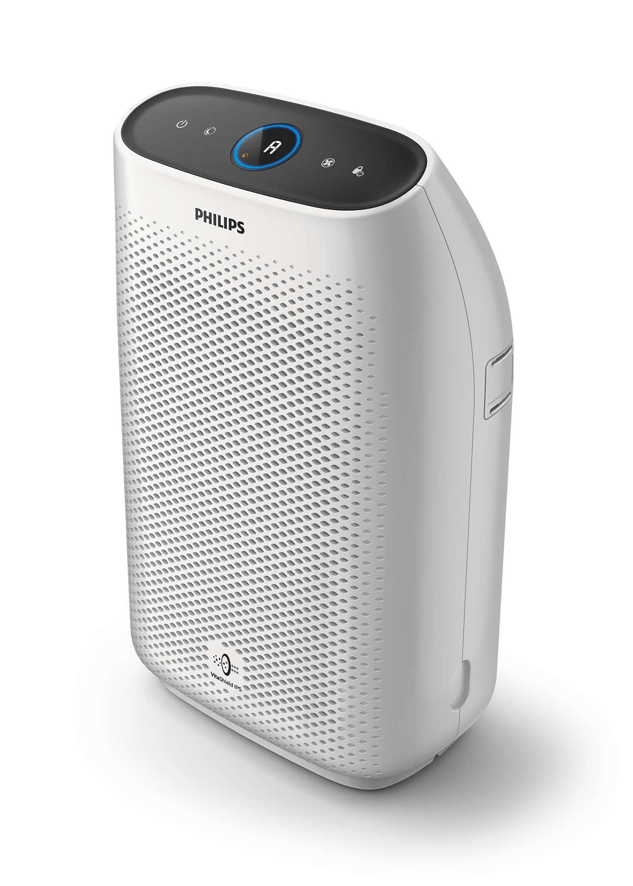Purifies the air in less than 12 mins (1)