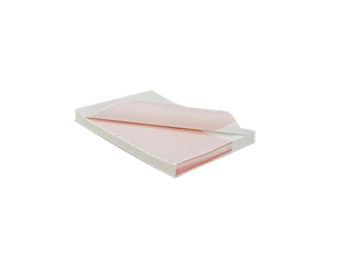 Anti-fade paper for PageWriter A4 size Z-fold
