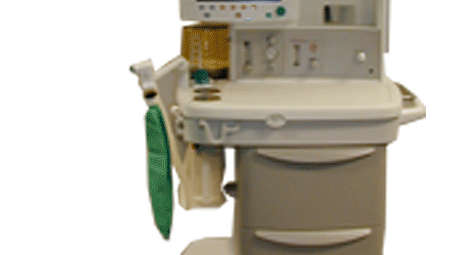IntelliVue MP20/MP30: Datex-Ohmeda Avance Mounting Kit