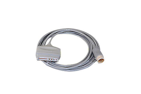 ECG Trunk Cable AAMI/IEC Telemetry Cable