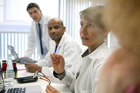 IntelliSpace Precision Medicine Powered by Dana-Farber Cancer Institute