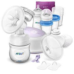 Avent Одинарный электронный набор для кормления грудью