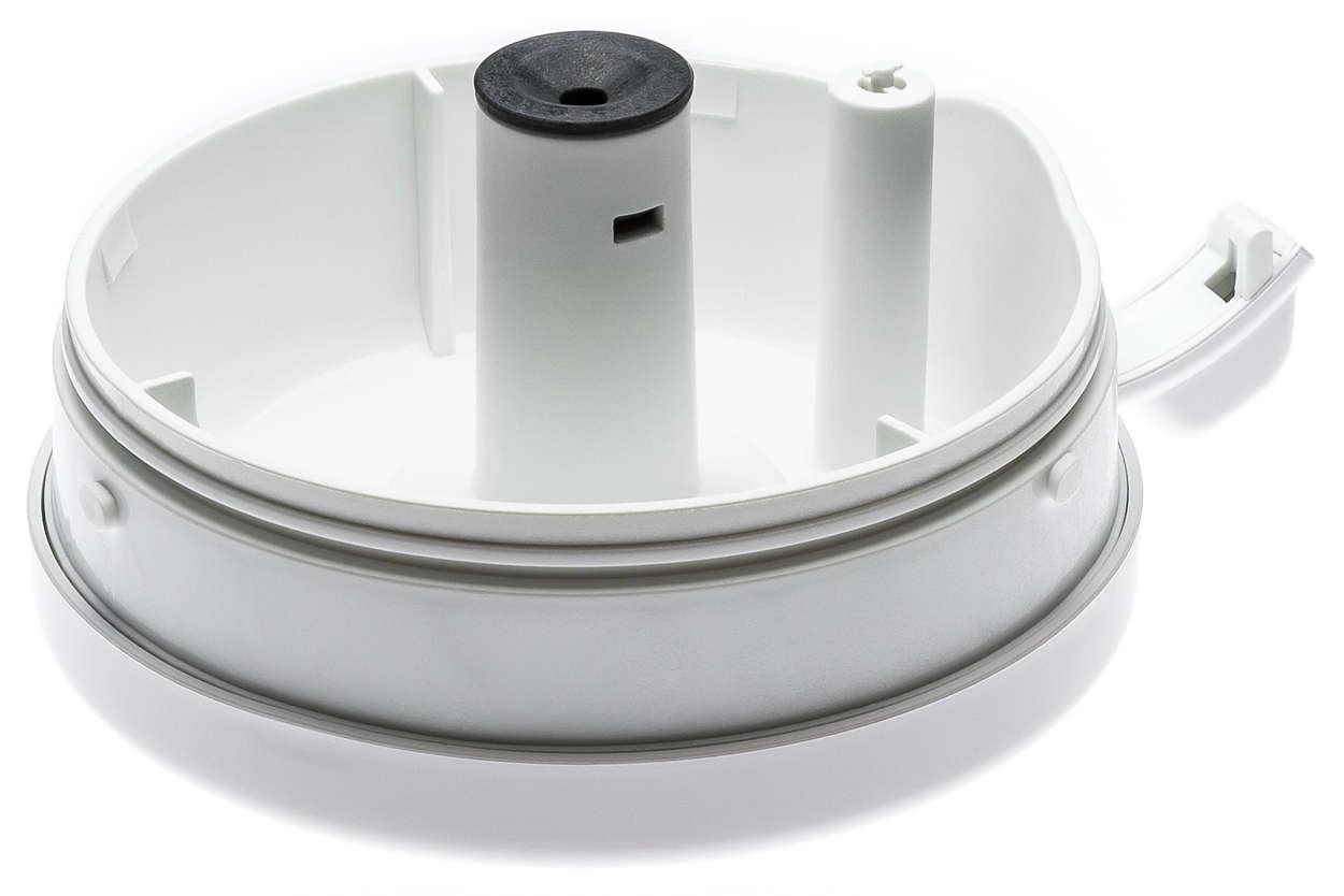 Jar lid for 4-in-1 healthy baby food maker
