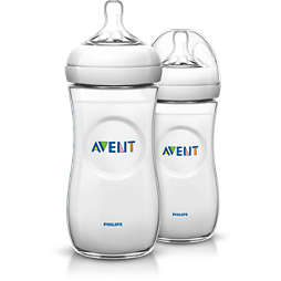 Avent ขวดนมทารก Natural