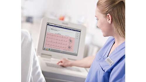 Philips - PageWriter TC70 Cardiograph