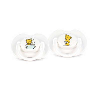 ذات تصميم يساعد على تقويم الأسنان