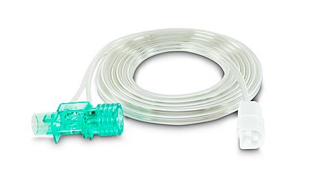 Pediatric CO2/flow sensor Capnography accessories