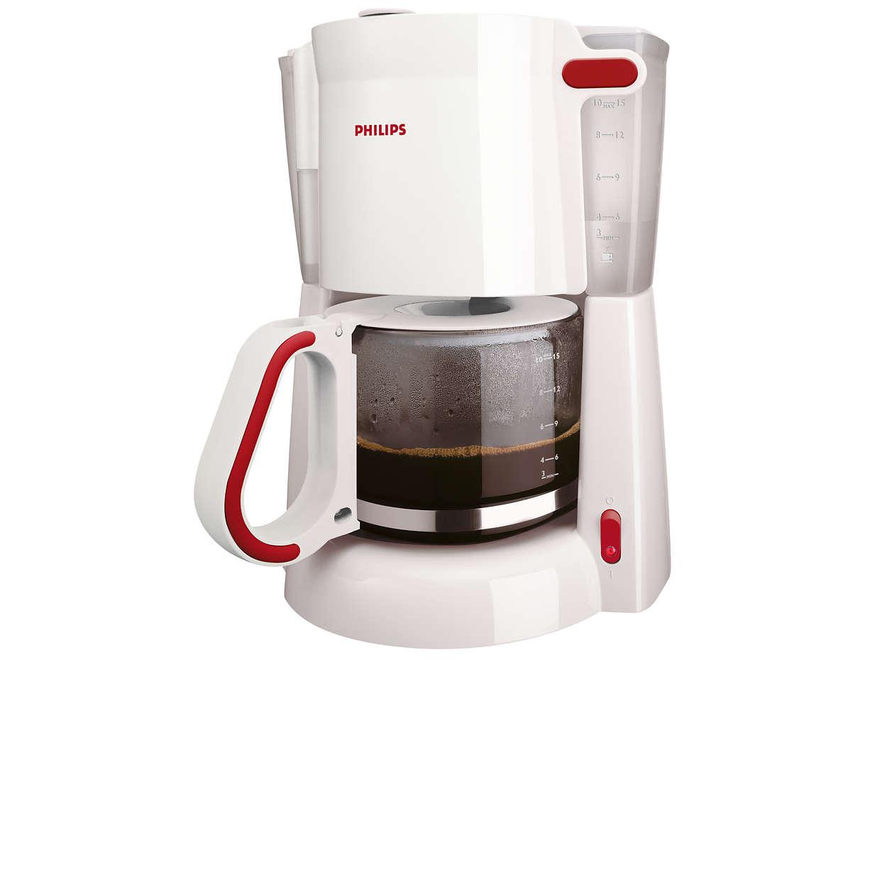 Good coffee easily