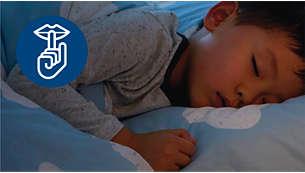 Vận hành cực êm ở chế độ Ngủ