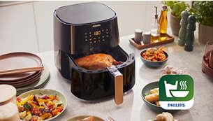 精致多样的 Airfryer 空气炸锅美味食谱,让您享受每日健康生活
