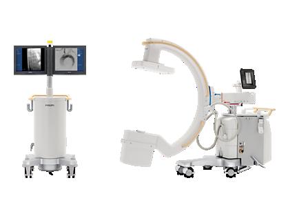 Philips Veradius Unity Mobile C Arm With Flat Detector