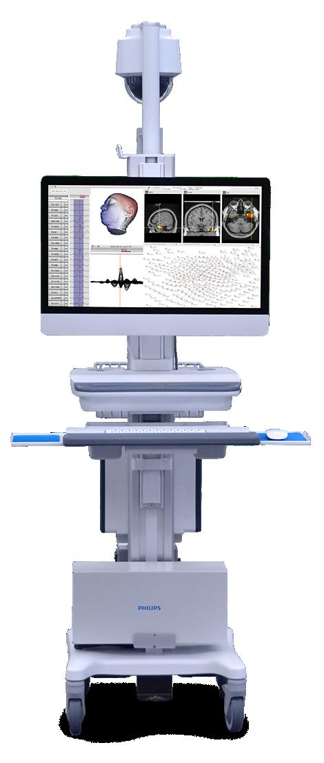 Geodesic EEG System 400 High density EEG system
