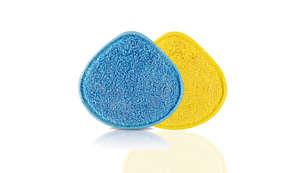 Izdržljivi jastučići o mikrovlakana mogu se prati
