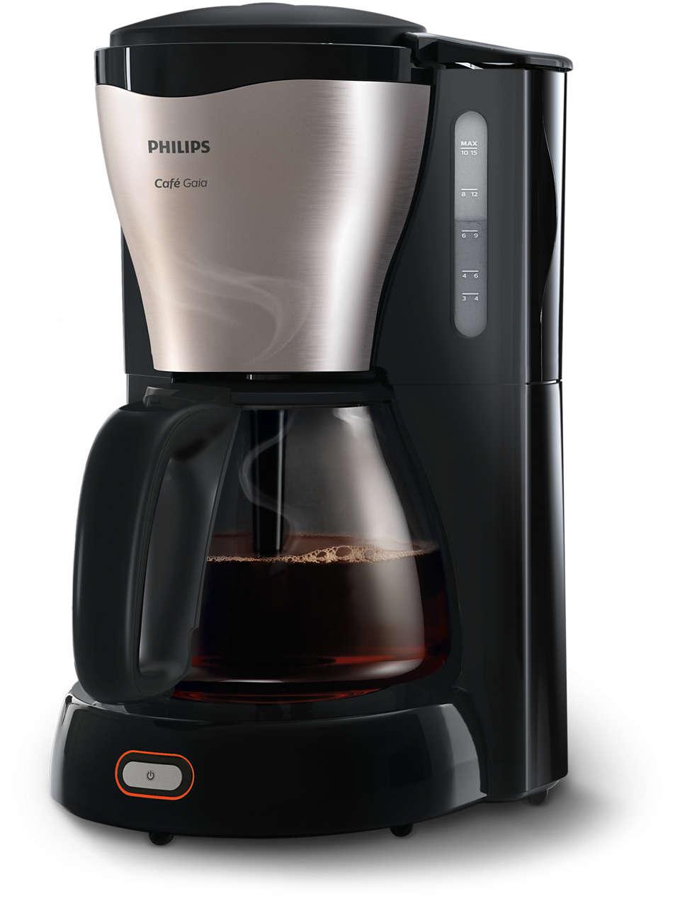 Cafea delicioasă şi fierbinte, cu designul nostru clasic