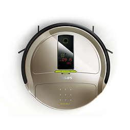 智能自动真空吸尘器