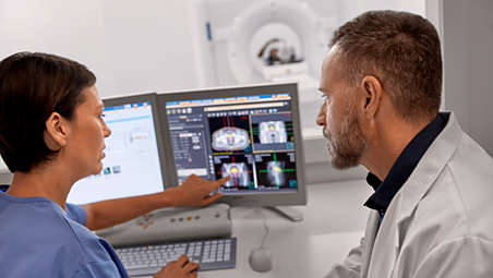 Where imaging and treatment planning meet