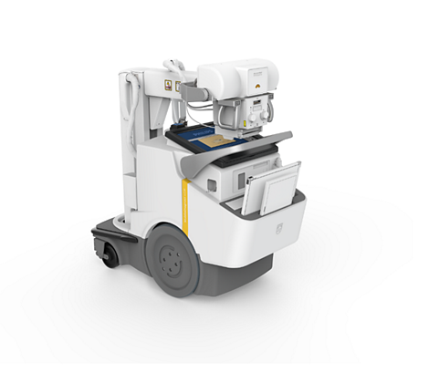 MobileDiagnost wDR  Mobile X-ray system