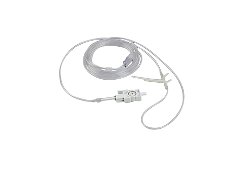 LoFlo etCO2 Oral-Nasal Cannula - Pediatric Capnography