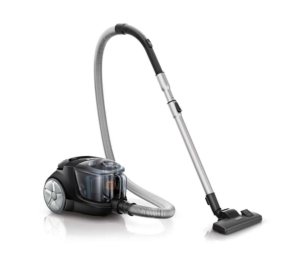 PowerPro Compact Bagless vacuum cleaner FC8473/61   Philips