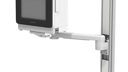 "12"" (30.5 cm) Pivot Arm Wall Mounting Kit"