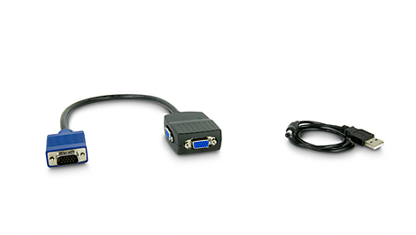 IP5 VGA Output Kit MRI Monitoring