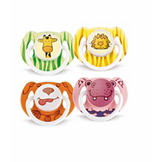 SCF129/12 Philips Avent Fashion Pacifiers