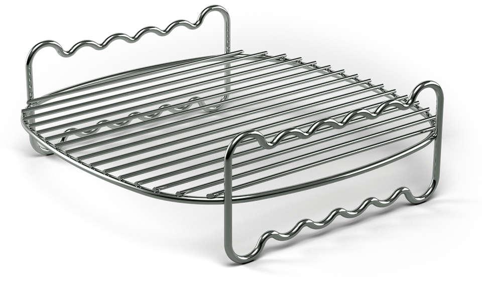 Povečajte površino za kuhanje cvrtnika Airfryer
