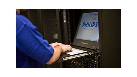 Application server and storage software