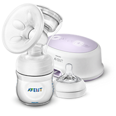 SCF332/31 Philips Avent Extractor de leche eléctrico simple