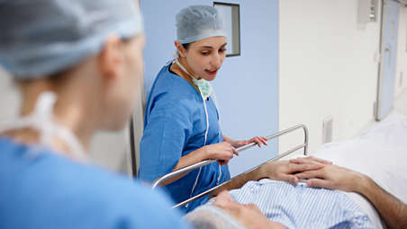 Manage patient and staff radiation