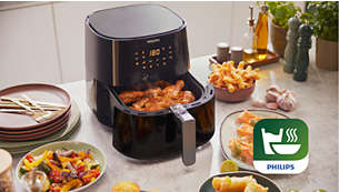 Tasty Airfryer recipes for healthy living every day