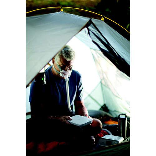 Externer Akku für Schlaftherapiegeräte