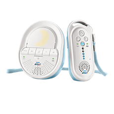 SCD505/00 Philips Avent Audio Monitors DECT Baby Monitor