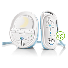 SCD505/01 Philips Avent Audio Monitors DECT Baby Monitor