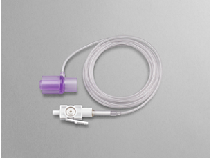Airway adapter set ET ≤ 4.0 mm Capnography, Sidestream