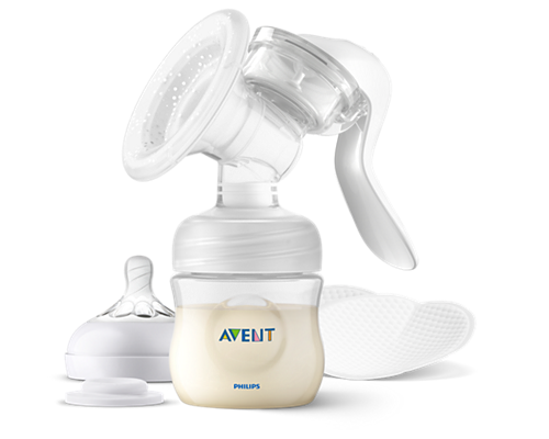 philips avent breast pump - natural motion technology