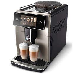 Saeco Xelsis Deluxe Plnoautomatický kávovar na prípravu espressa