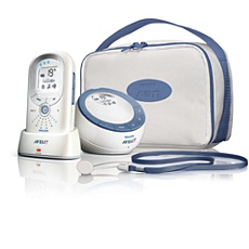 SCD499/00 Philips Avent DECT baby monitor