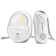 SCD506/01 Philips Avent Audio Monitors DECT-babyfoon