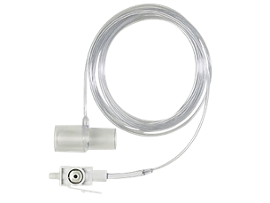 LoFlo etCO2 Airway Adapter Set - ET >4.0 mm Capnography