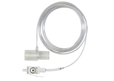 LoFlo etCO2 Airway Adapter Set - ET <gt/>4.0 mm Capnography